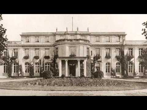 20th January 1942: Nazi leaders meet at the Wannsee Conference