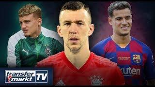 Perisic-Transfer fix – Kommt auch Coutinho oder Cuisance zu Bayern? | TRANSFERMARKT