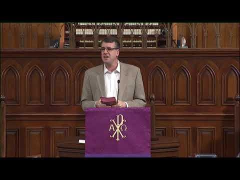 Willard Lecture 2018: Dr. Walter Brueggemann