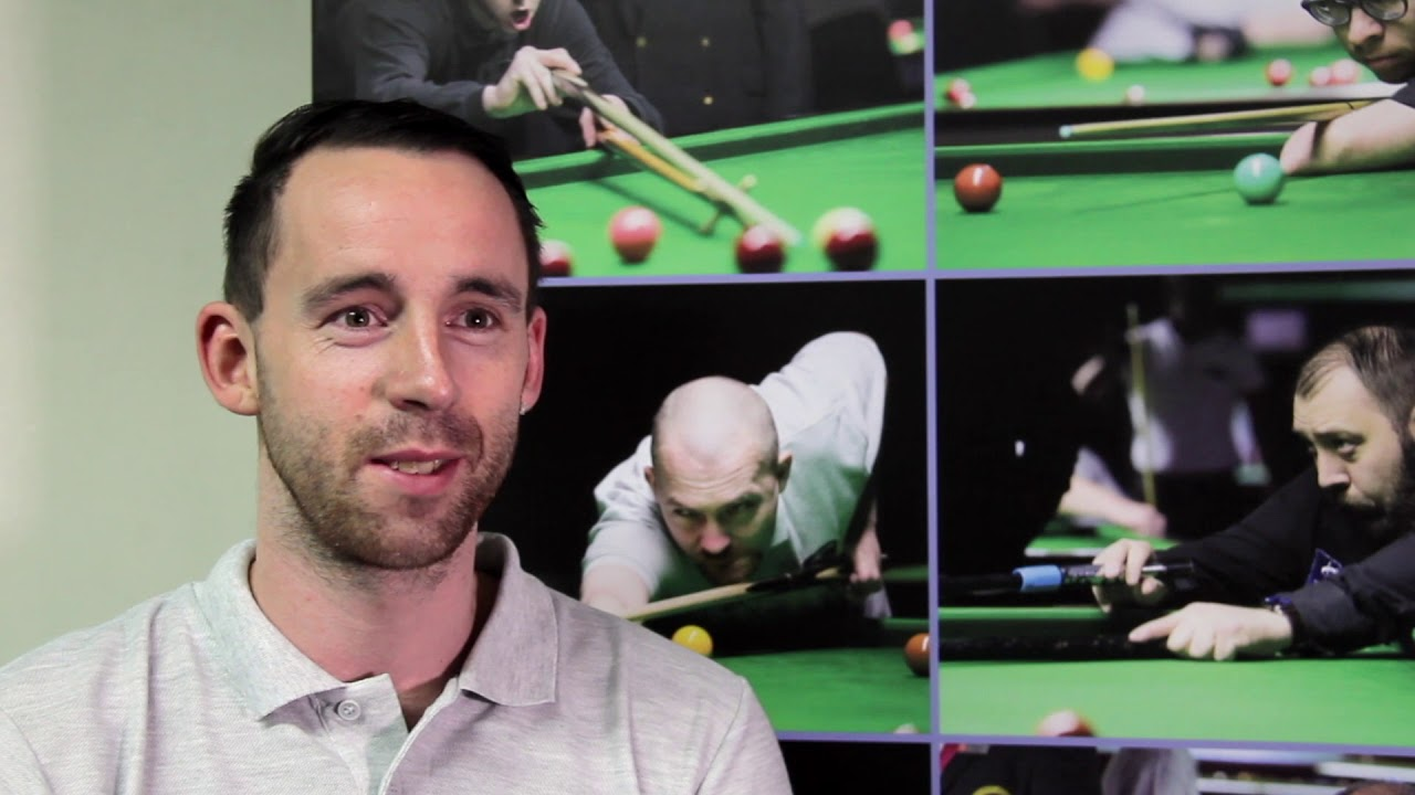 World Disability Snooker - Player's View