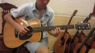 Nhật ký của mẹ guitar