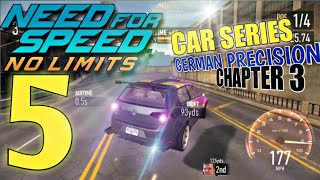NEED FOR SPEED No Limits - Car Series : German Precision: Chapter 3  | part 5