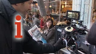 The Making of the i TV Commercial