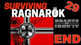 Hearts of Iron 4 - Challenge Survive Ragnarok! - Germany VS World  - Part 29