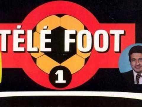 télé foot ( tf1 ( 1977