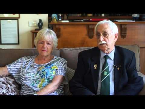 [Full] Interview with Mr Ron Christie & Mrs Val Christie