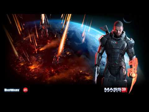 Mass Effect 3 Soundtrack  Leaving Earth
