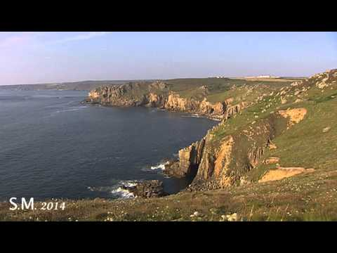 Land's End Cornwall UK 2014 HD