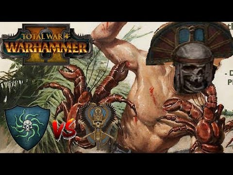 Vampire Coast vs Tomb Kings | SALTY SPITE - Total War Warhammer 2