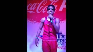 Jacob Latimore- BET Experience Fan Fest 2014 (PART 2)