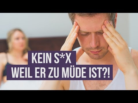 Er will kein S*X weil er zu müde ist - Was tun? | Darius Kamadeva Dating Coach