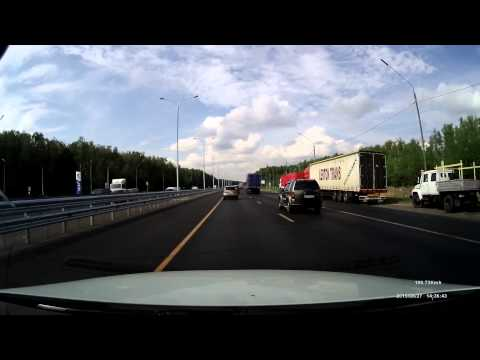M2 Highway Russia (from Tula to Moscow) [aug'15]