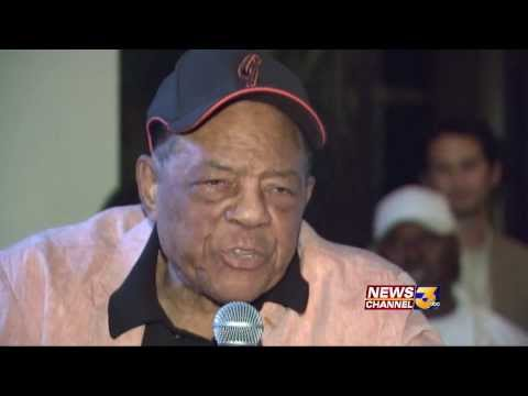 Say Hey Kid   Willie Mays Interview
