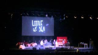 Little Sea introduction @ Amplify Melbourne (10/4/15)