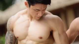 Repeat youtube video เบื้องหลังนายแบบฮ๊อต musculo