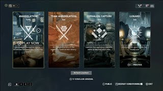 WarFrame PvP Multiplayer Review