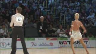 The World Games 2009  DanceSport  Latin (Paso Doble)