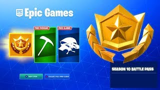 COLLECT 8 FREE ITEMS NOW in Fortnite.. (EXCLUSIVE)