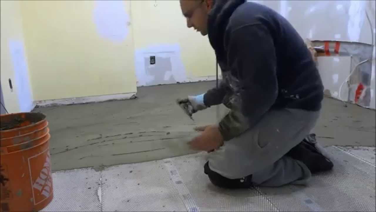 how to do a cement scratch coat explanation and tutorial youtube. Black Bedroom Furniture Sets. Home Design Ideas