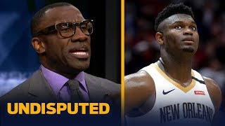 'It's going to be a struggle for Pelicans to make the playoffs' — Shannon Sharpe | NBA | UNDISPUTED