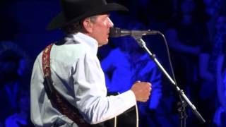 George Strait Denver 2014 - I