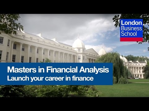 Masters in Financial Analysis | London Business School