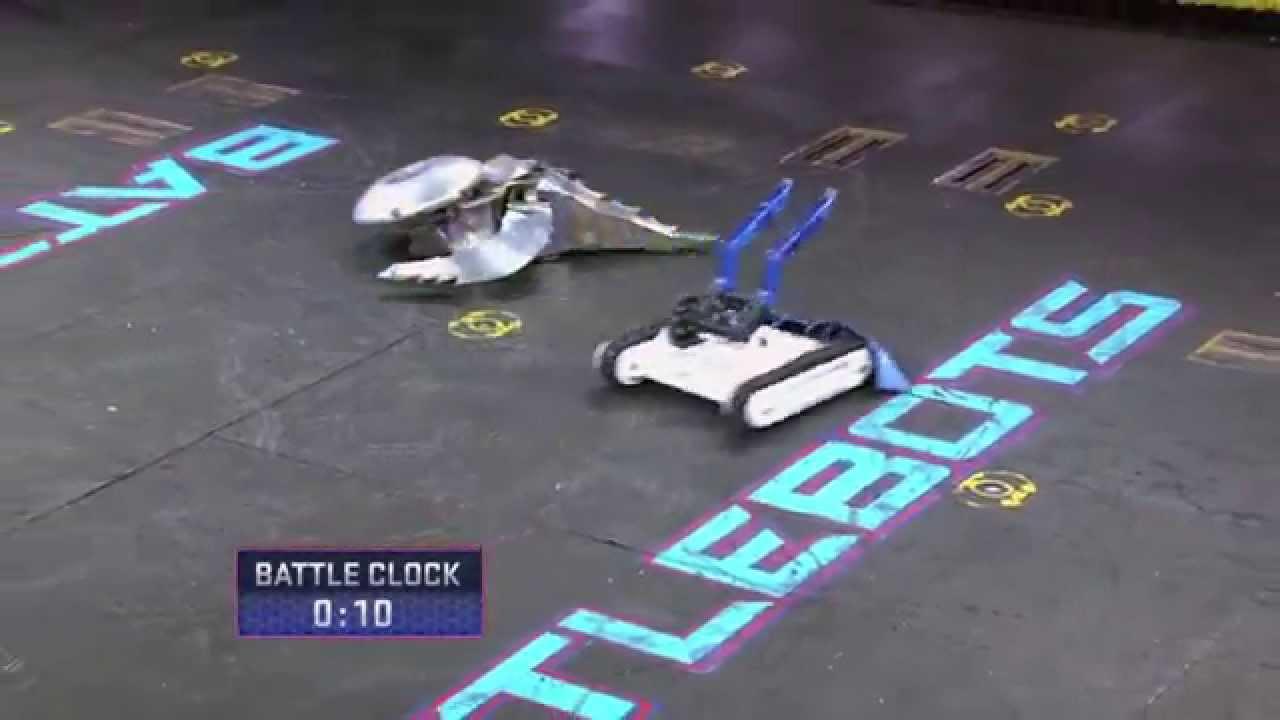 Warhead vs. Bite Force - BattleBots - YouTube