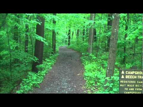 bicycling the GAP (Great Allegheny Passage) part 5