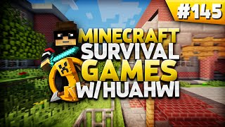 Minecraft Survival Games #145: Huahwi The Snowman! Thumbnail