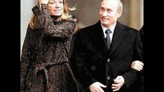 Дочь Путина в бегах