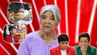 Người mẹ già mất con dâu trước ngày cưới trở lại Thách Thức Danh Hài 6 với mong muốn ít ai ngờ