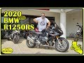 2020 BMW R 1250 RS Review