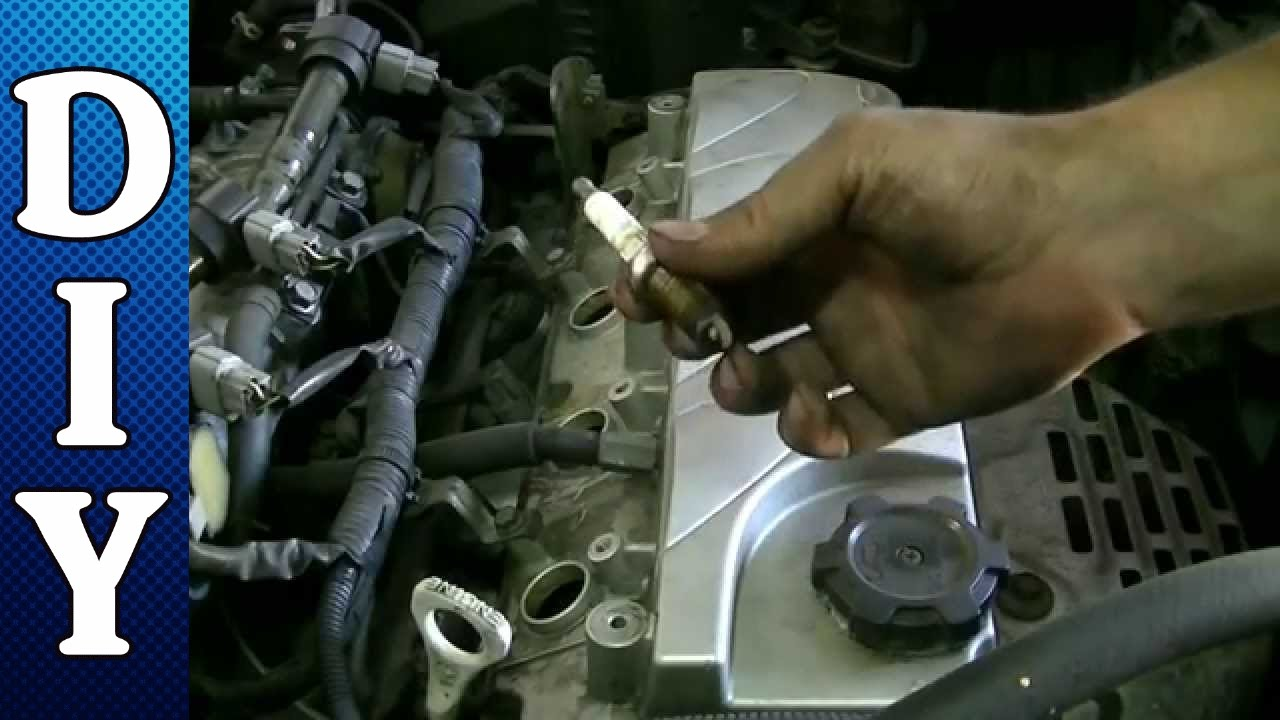 medium resolution of how to replace spart plugs on a 03 06 mitsubishi outlander with a outlander 24l serpentine belt diagram serpentinebelthqcom