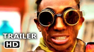 SEE YOU YESTERDAY Official Trailer (2019) Sci-Fi Netflix Movie HD