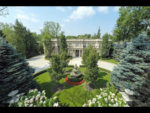 Timeless and Magnificent Estate in Ontario, Canada