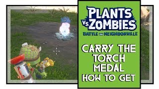 Plants VS Zombies BFN Carry The Torch Medal (All Bonfire Locations Weirding Woods)