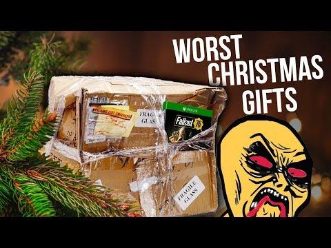 5 WORST Christmas Gamer Gifts We Hope Nobody Gets