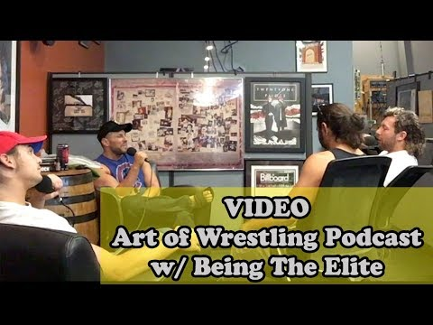 Being The Elite Ep 373 *VIDEO* | Colt Cabana's AOW Podcast