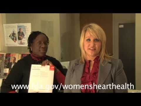 FDA Women's Health Video Blog: Women's Heart Health