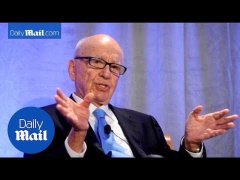 Rupert Murdoch preparing to step down as Fox CEO - Daily Mail