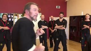 Proper Preparation of Technique — Sifu Klaus Brand