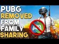 PUBG REMOVED From Family Sharing and AWESOME Oblivion MOD!