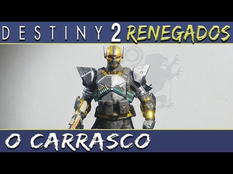 Destiny 2: Renegados - O Carrasco thumbnail