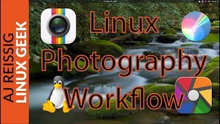 My Linux Photography Workflow