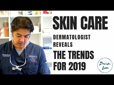 SKIN CARE - What To Expect In 2019