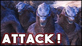 10,000 Flash vs 100 Godzillas! Epic Battle!