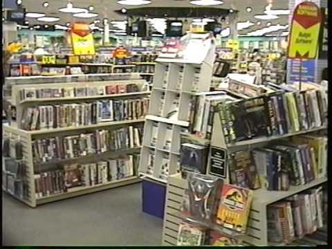 Media Play Store Tour April 1997