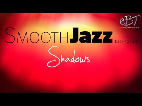 Smooth Jazz Backing Track in D minor | 60 bpm