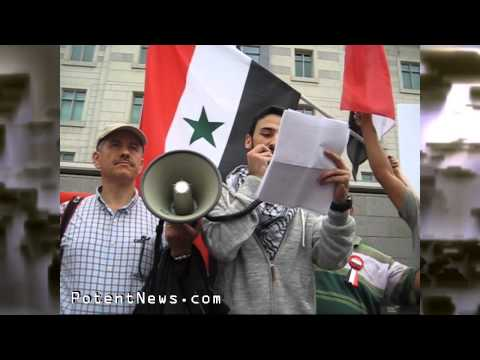 "Ottawa Joins Global ""No War With Syria"" Rallies"
