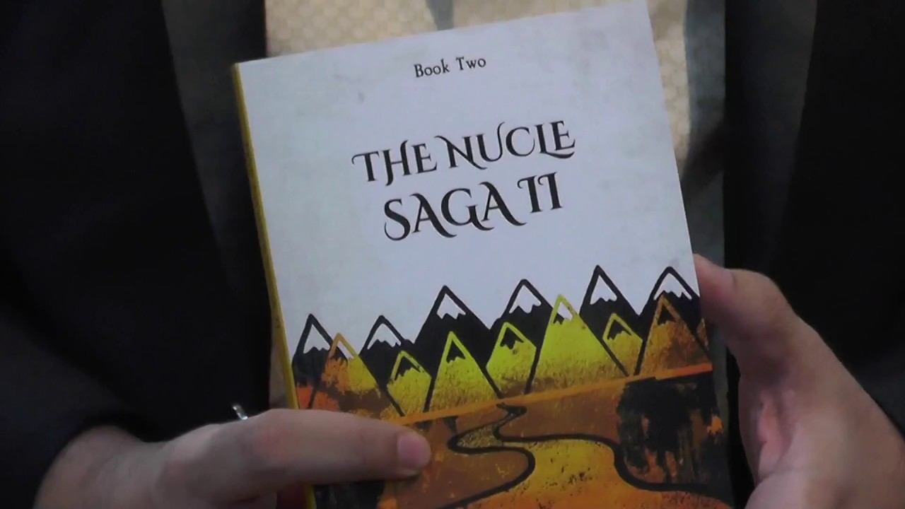 The Nucle Saga II Book Unveiling & Launch